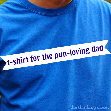 pun t-shirt
