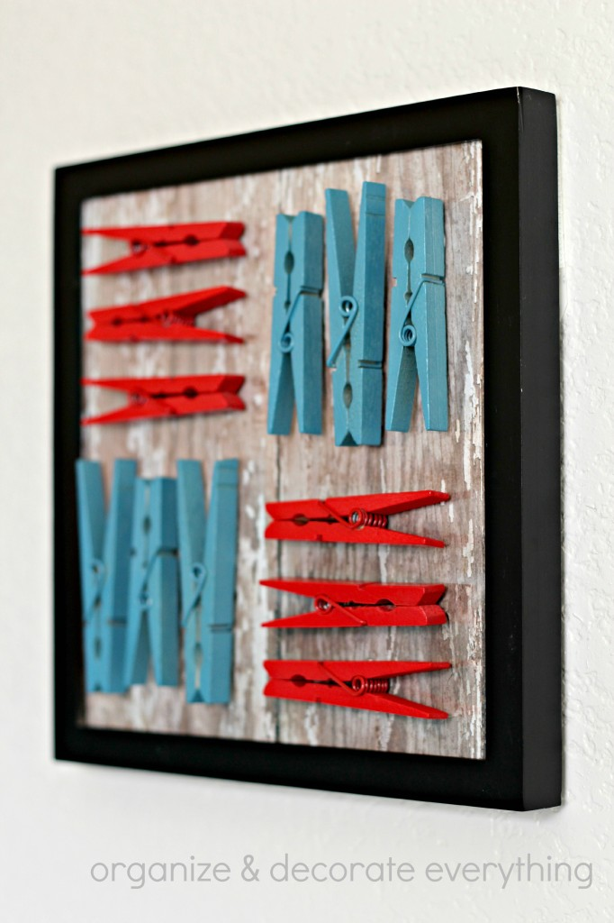 Clothespin Art 2.1