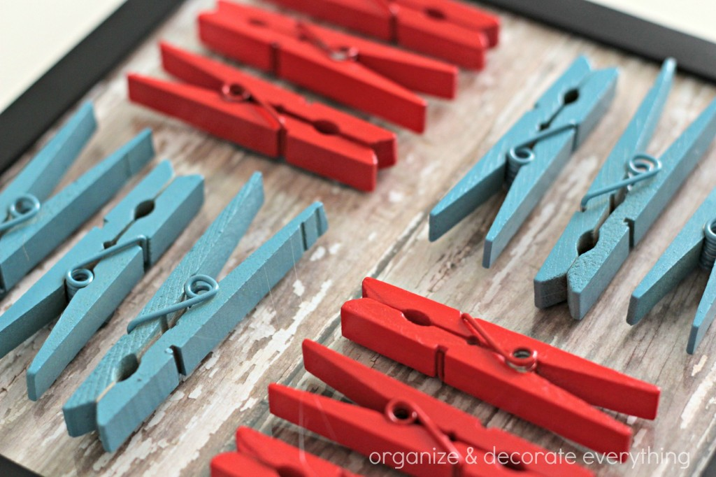Clothespin Art 3.1