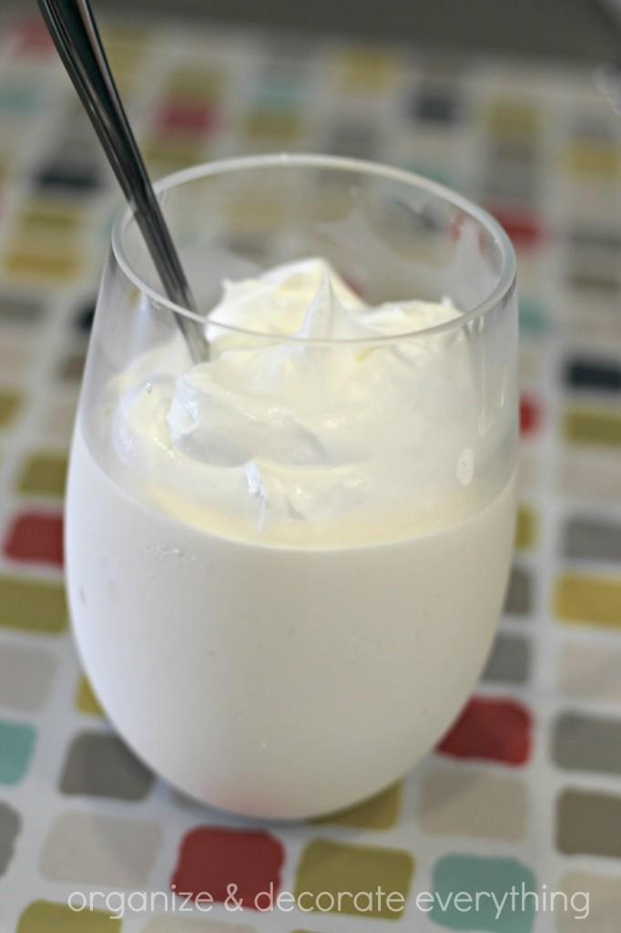 Creamy Fruit Freeze 8.1