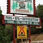 Camping Bucket List and Scavenger Hunt Game at KOA Camping