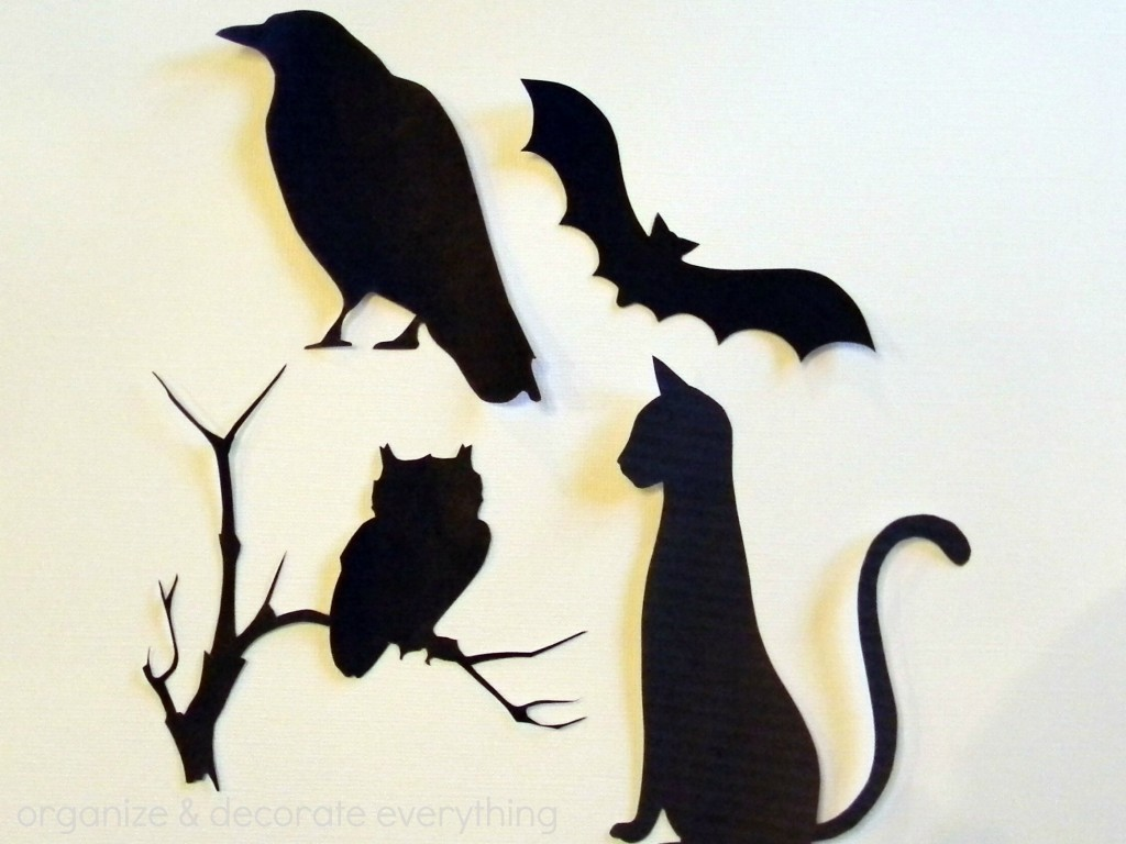 Halloween Silhouettes 5