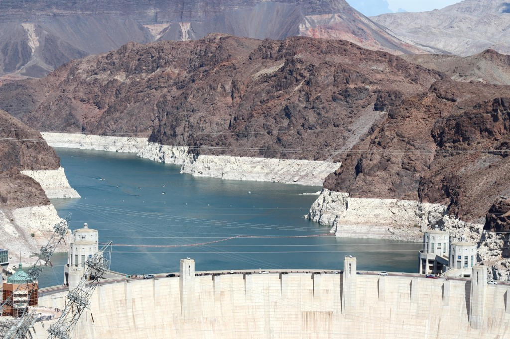 Hoover Dam 2013