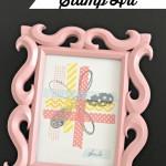 Washi Tape & Stamp Art