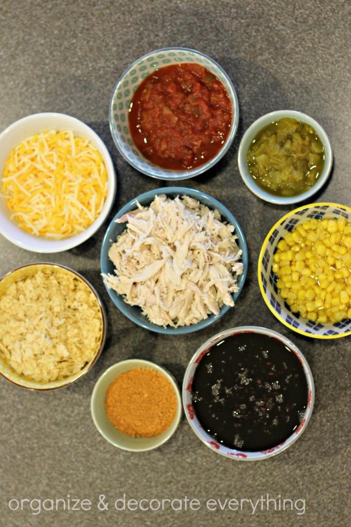 Chicken Fiesta Casserole 3.1