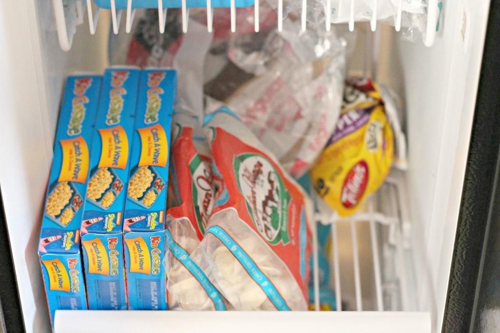 Freezer Organizing 4