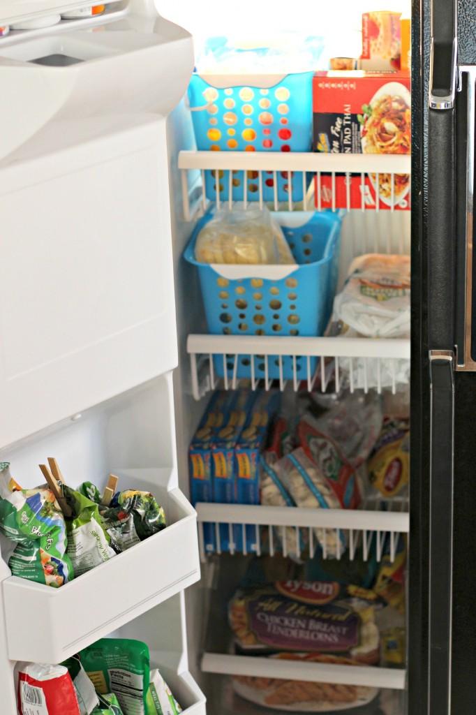 Freezer Organizing 8