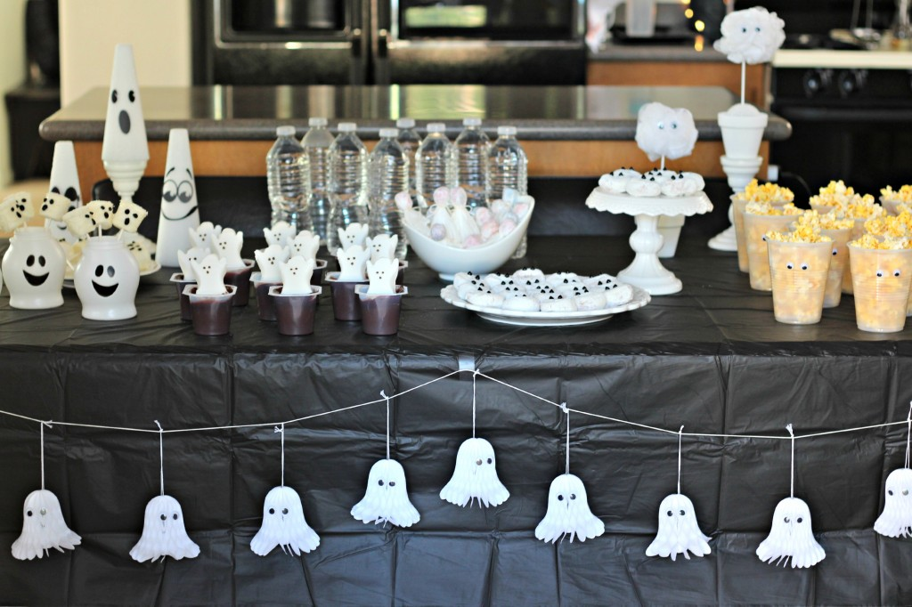 Halloween Ghost Party 5
