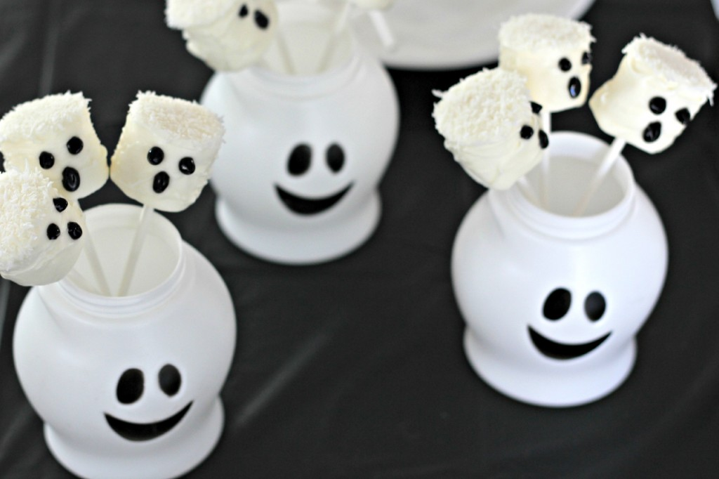 Halloween Ghost Party 6