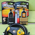 Personal Property Security with Master Lock