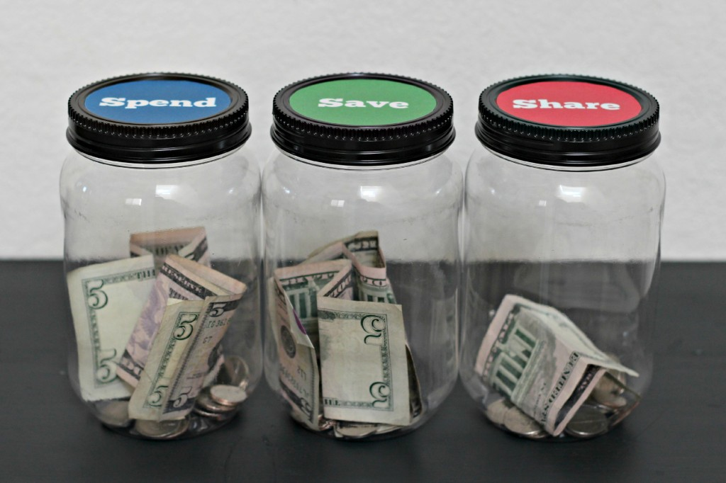 Saving Jars 5