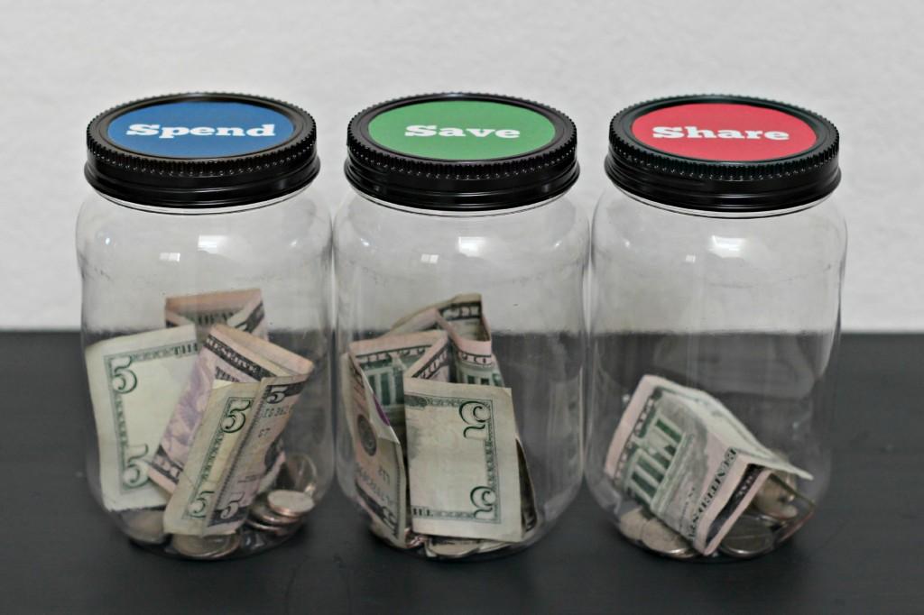 Saving Jars 5