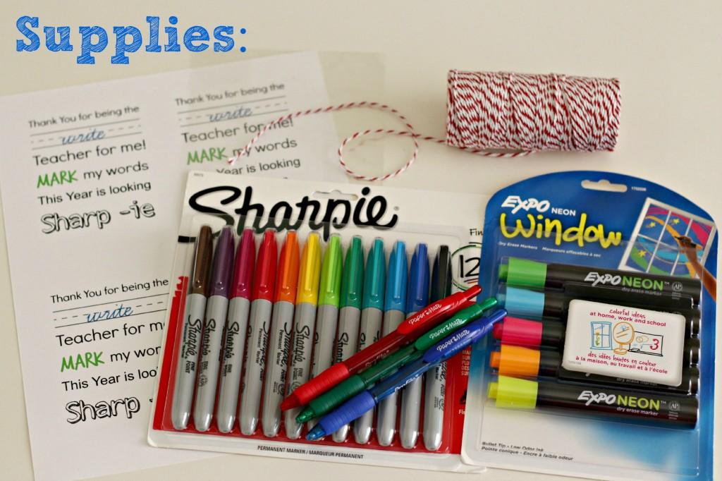 Teacher Gift and Printable 11.1