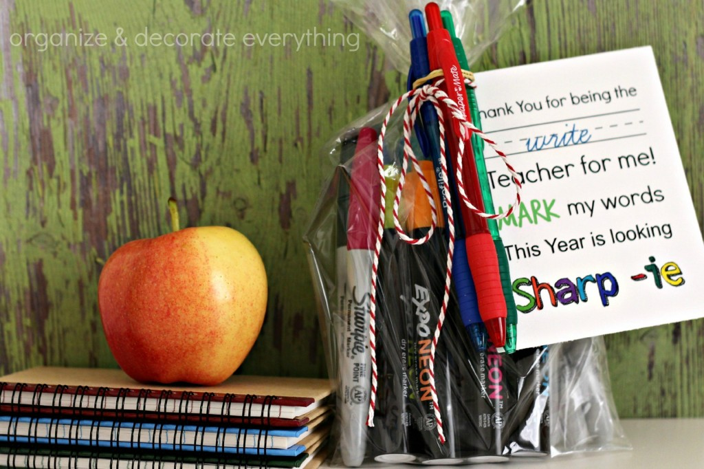 Teacher Gift and Printable 4.1