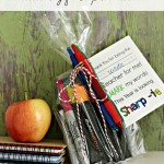 Thank You Teacher Gift and Printable Tag