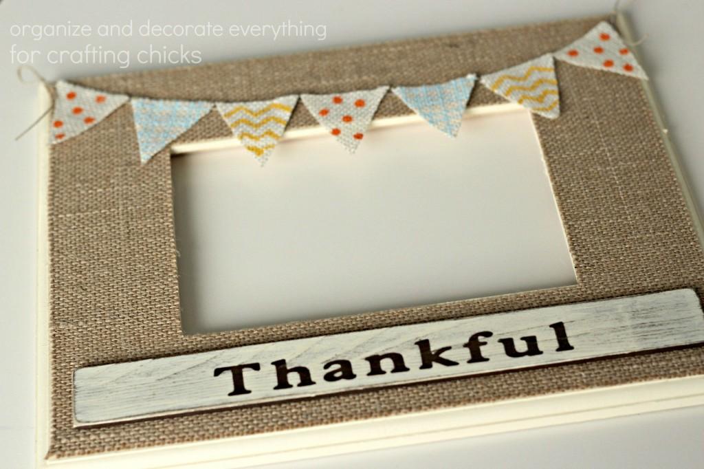 Thankful Frame 15.2