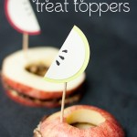 Paper Apple Slices Treat Toppers – Party Contributor