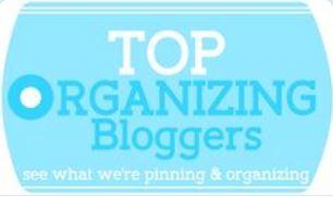 top organizing bloggers