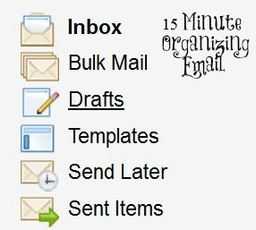 15 Minute Organizing Email - Organize and Decorate Everything