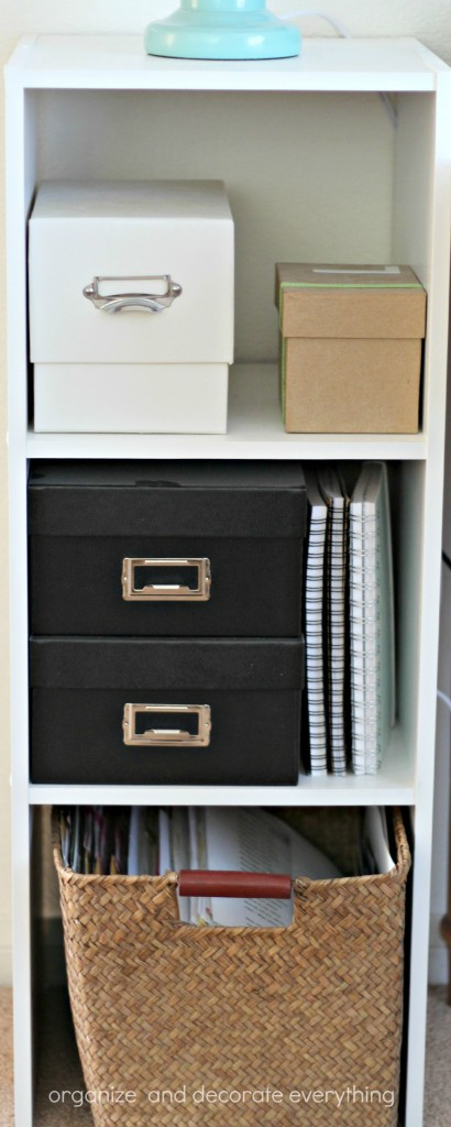 15 minute organizing desk drawers 3