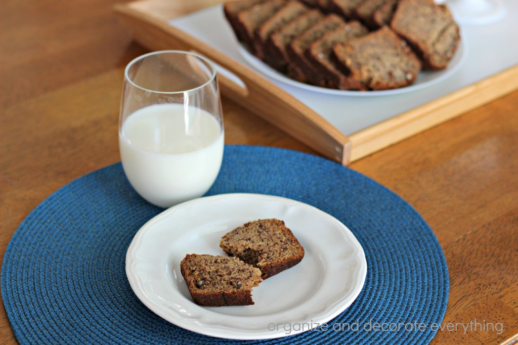 Easy Banana Bread 11.1