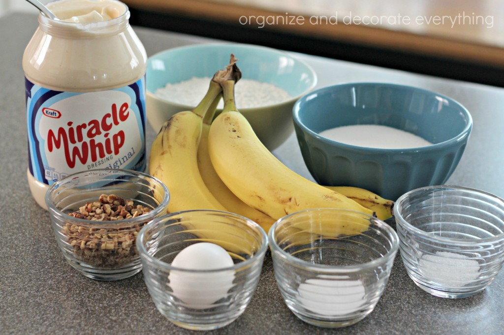 Easy Banana Bread 3.1
