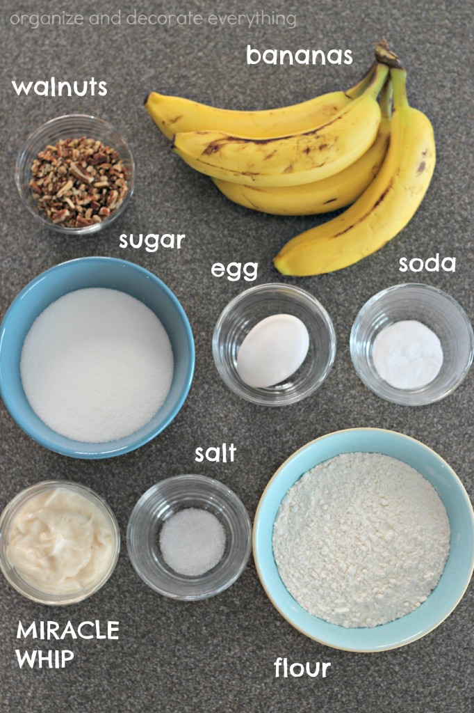 Easy Banana Bread 4.1