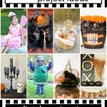 Washi Tape Halloween Frame and Halloween Bash Blog Hop