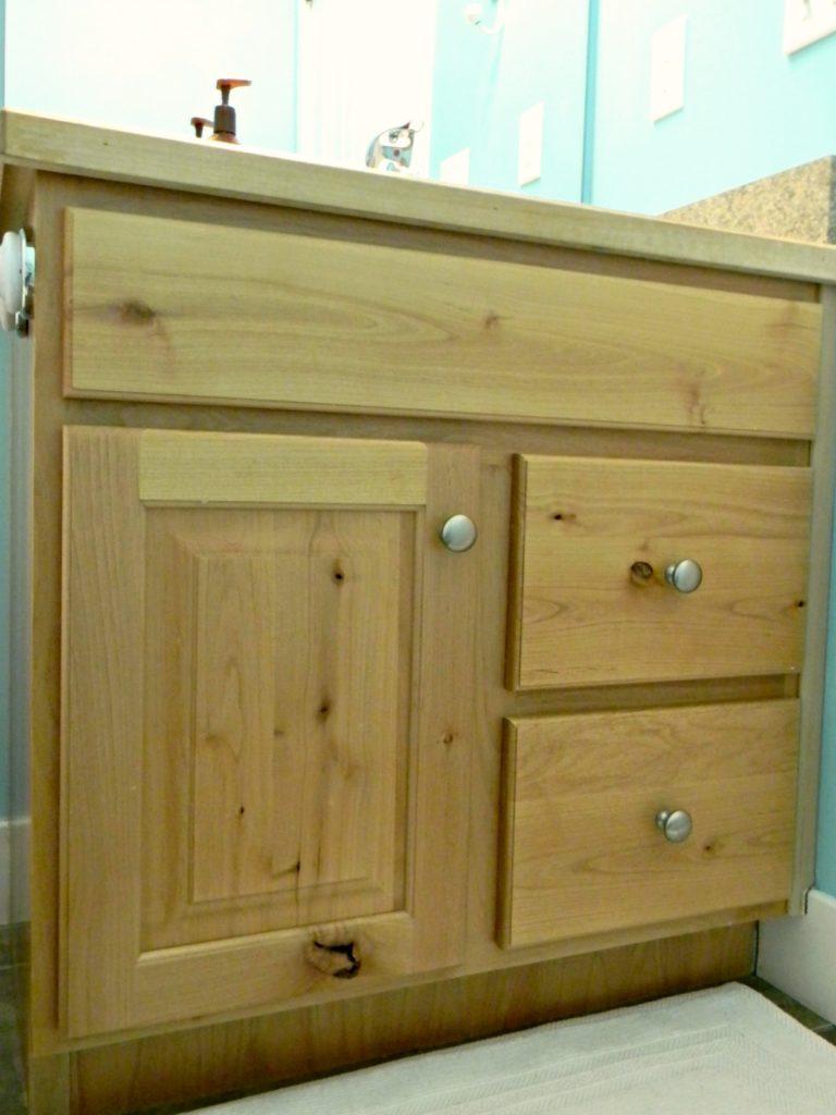 bathroom drawers organizing
