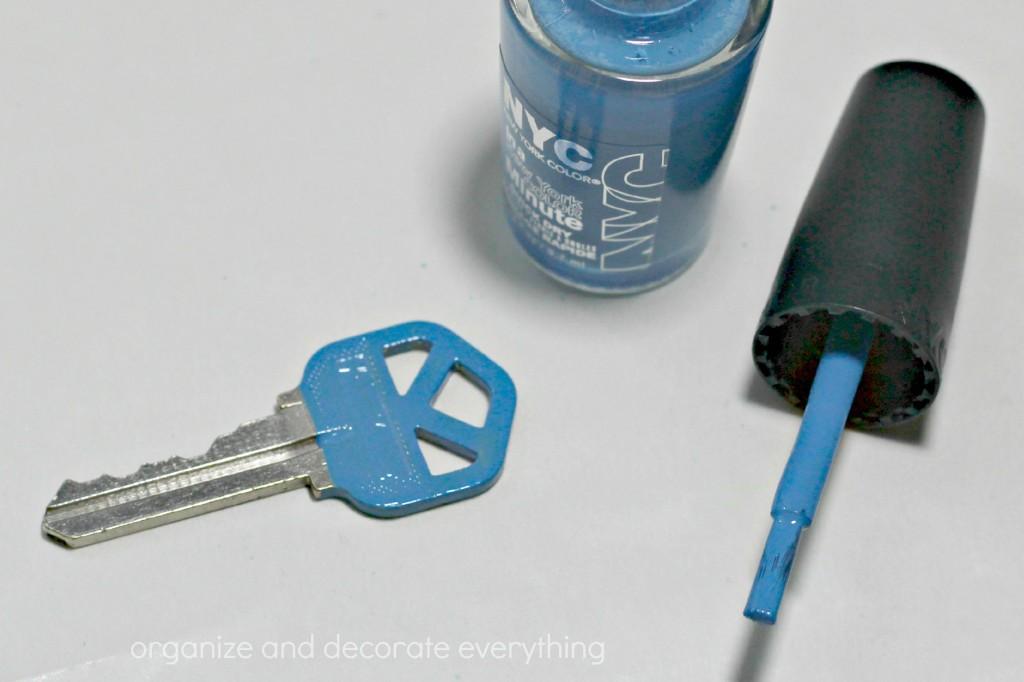organizing keys 4.1