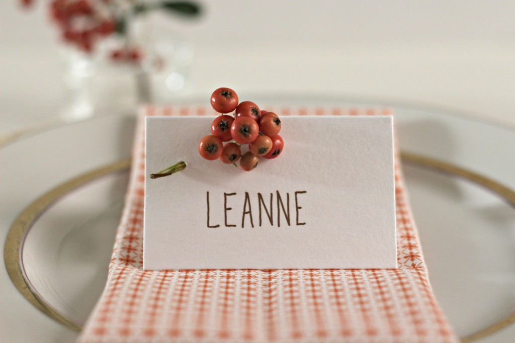 Berry Place Cards 11