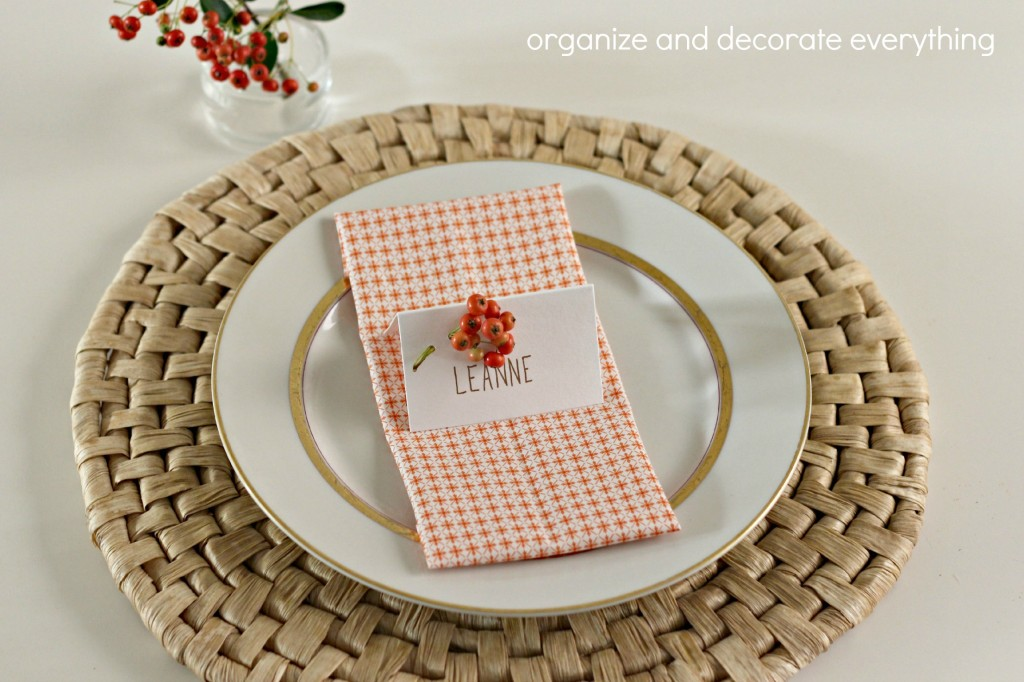 Berry Place Cards 8.1