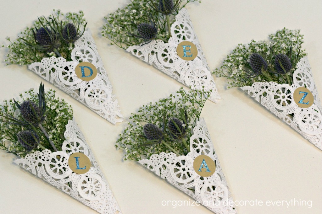 Doily Place Cards 4.1