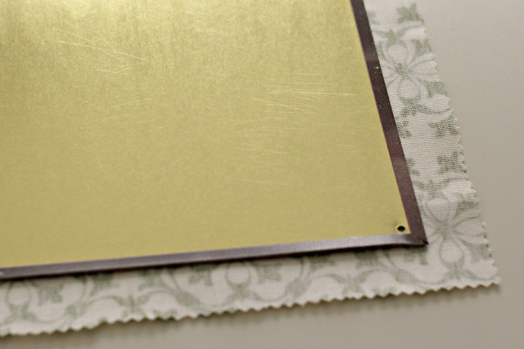 Fabric Covered Magnetic Board 5