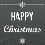Happy Christmas Printable