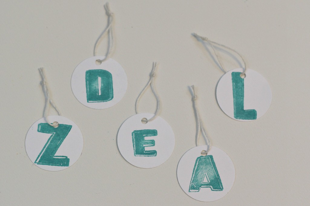 Pear Place Cards 6