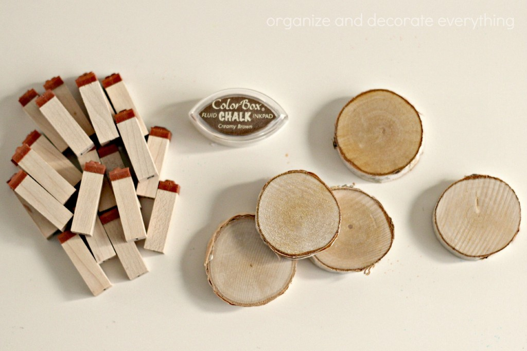 Wood Slice PLace Cards 8.1