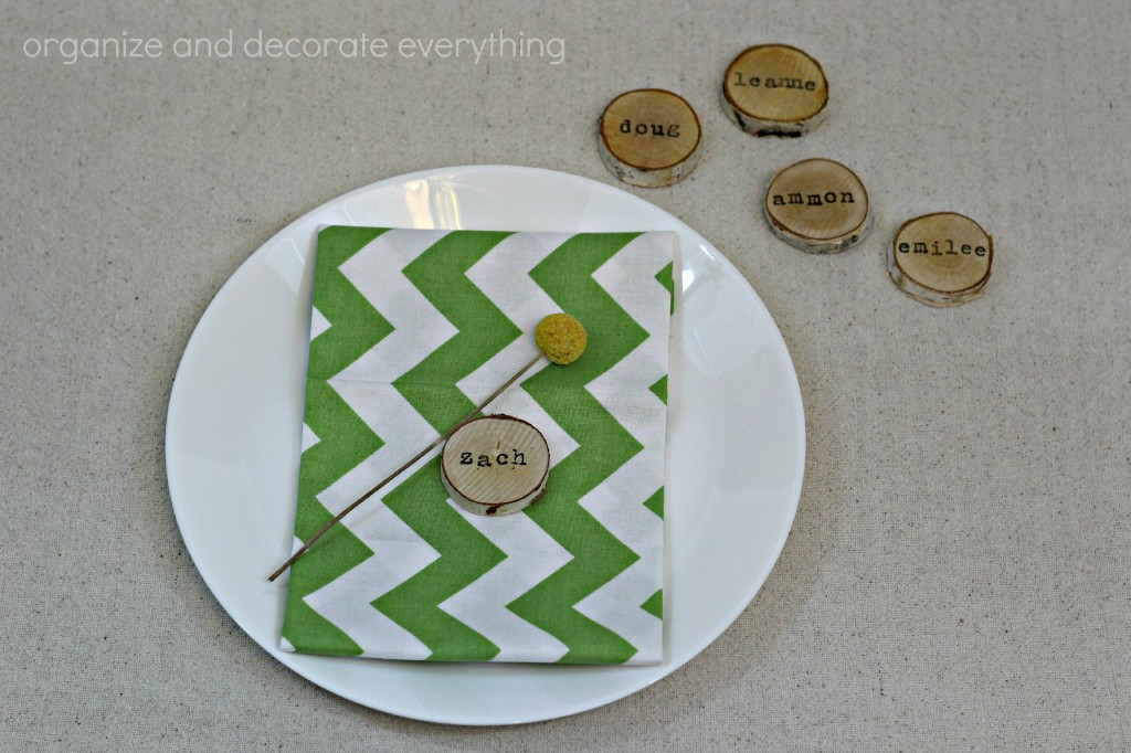 Wood Slice Place Cards 4.1