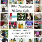 Fabric Covered Magnetic Board and 99 More Handmade Gift Ideas