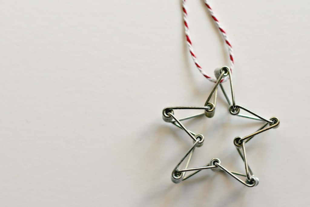 Clothespin Spring Stars 4
