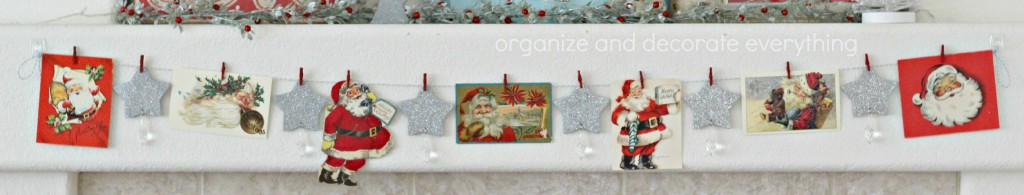 Red, Blue, Silver Mantel 5.1