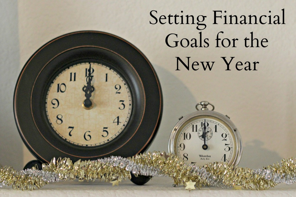 Setting Financial Goals for the New Year