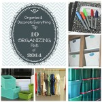 Top 10 Organizing Posts of 2014