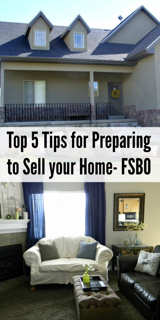 Top 5 Tips for Preparing to Sell your Home