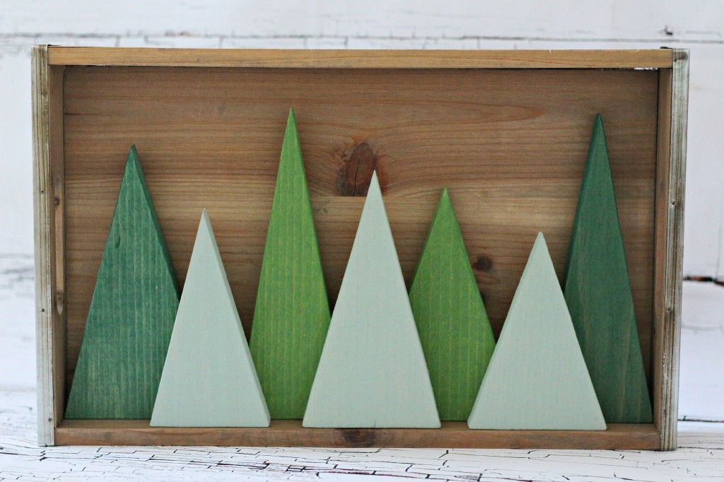 Triangle Tree Forest 3