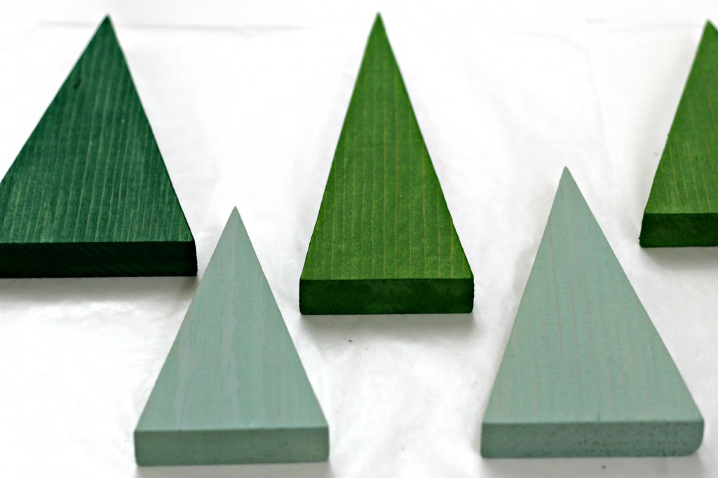 Triangle Tree Forest 6