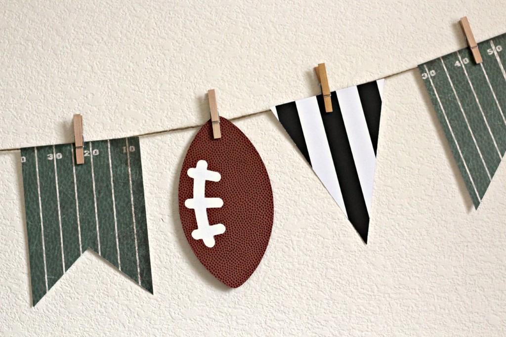 Football Banner 3