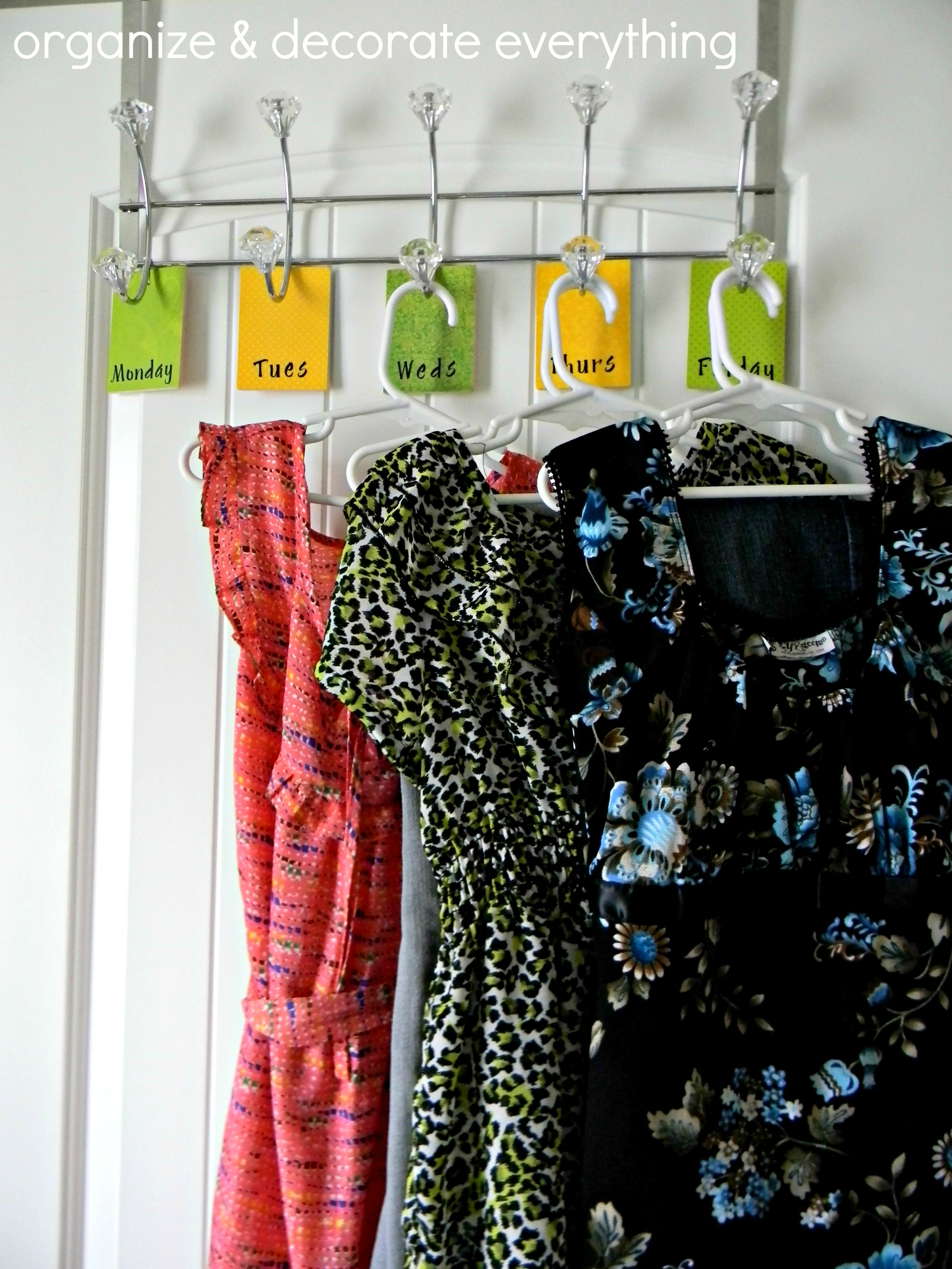 20 Crafts To Make Organizing Easier Organize And