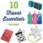 10 Travel Essentials You Need Before Your Next Trip- Under $10