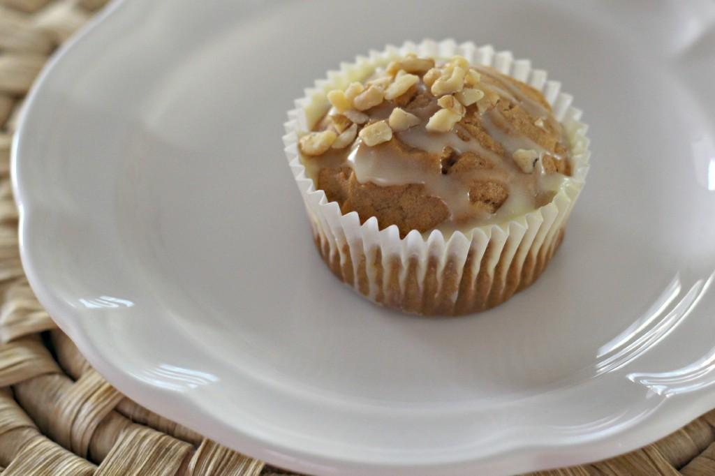 Gluten Free Pumpkin Muffins 4